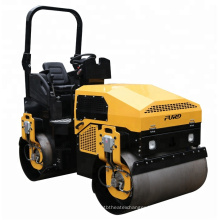 FYL-1200 Ride on Full hydraulic 3ton Vibratory double drum diesel Road Roller