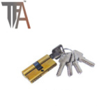 Cilindro de bloqueo abierto de dos lados TF 8020