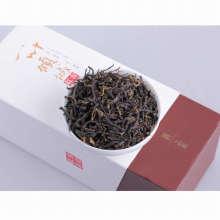 China Diancai uma folha encantadora árvore selvagem chá preto