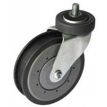 Elevator Caster Wheel (One Groove)