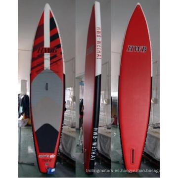 Tabla de paddle surf inflable de 12 pies todo agua Sup Paddle