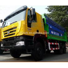 Camión de descargador de Hongyan IVECO 6x4 / camión de volquete / camión de descargador / camión de carga / camión de descarga de la mina / camión de descarga del dumper Camión de descarga de Hongyan IVECO 6x4 para la venta
