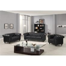 Clássico de rolagem braço couro sofá Chesterfield por Divano móveis de Roma por Divano móveis de Roma
