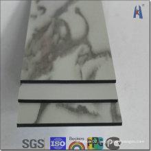 Golden Mirror Surface Decorative Aluminum Sheet