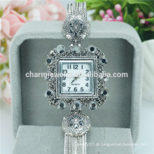 Moda Nova Moda Elegante Relógio De Pulso De Quartzo Bonito Para As Mulheres B021