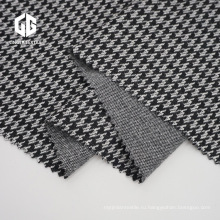 Жаккардовая ткань TC со спандексом для осенней одежды