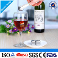Eco-friendly Stainless Steel Whiskey ice cube/stone