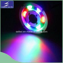 9W LED LED-Brunnen-Lichter unter Wasser-Beleuchtung