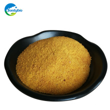 Using corn gluten meal improve the daily weight gain