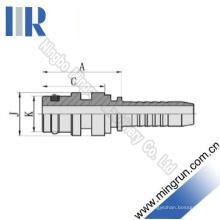 Raccord hydraulique pour tuyau à filetage mâle SAE Staplelok (67011)