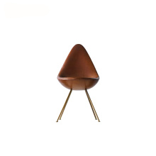 レプリカArne Jacobsen Drop Plastic Chair