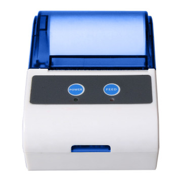 Tragbarer Mini-Mobil-RS232-Bluetooth-Thermobondrucker
