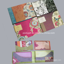 Note Portfolio Tri-Fold Notecards with Envelopes