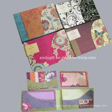 Примечание: трехстоловые портфели с конвертами