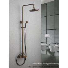 Round Spray Head Bathroom Shower Tap (MG-7169)