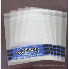 Alta calidad SGS BOPP que empaqueta la bolsa de plástico de Opp