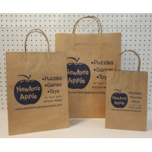 Craft Brown Paper Bags