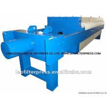 Kaolin Ceramic Clay Dewatering Filter Press System of Leo Filter Press