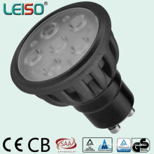 Hot Selling Unique Standard Size 580lm LED Spotlight (LS-S505-GU10-NWW/NW)