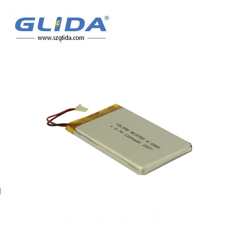 Li-polymer 1800mAh Pack Battery