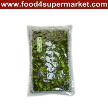 Eingelegte Gurkenscheibe Fukujinzuke, Beutel 300g, 1kg für Sushi Material