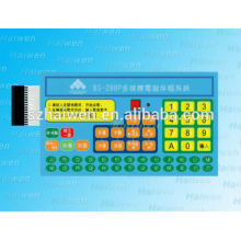 matrix membrane keypad switch for industry equipment