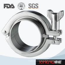 Stainless Steel Hygienic Single Pin Clamp (JN-CL2003)