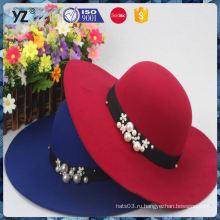 Фабрика поставку различных типов женщин шляпа / соломенная шляпа / летняя шляпа оптовая цена