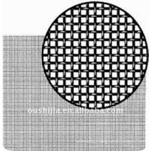 Low Carbon Steel Black Wire Mesh/Cloth