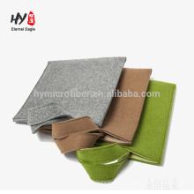 высокое качество удобные шерсть чувствовал сумка для ноутбука