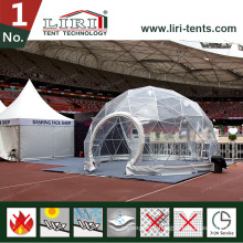 Geodesic Dome Tent for Exhibition, Exhibition Tent for Sale