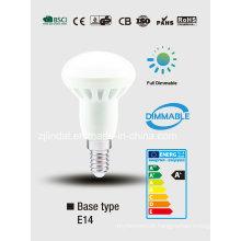 Dimmable LED refletor bulbo R50-Sbl