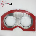 Cifa Concrete Pump Spectacle Wear Plate