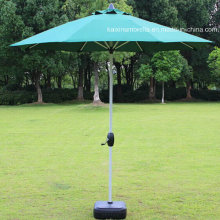 Stainless Steel Bone Wind Proof Garden Umbrella