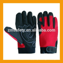 Anti-shock mechanic work gloves for safetyZM891-H