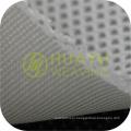 Новый стиль YT-8607 100 полиэстер трикотажные настроены 3D воздуха сэндвич ткани для спортивной обуви