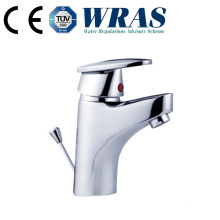 5 years warranty antique brass bathroom faucet