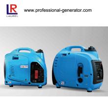 Single-Cylinder 1kw Portable Inverter Generator com Ce, EPA