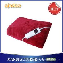 Cobertura aquecida com 6 ajustes de temperatura