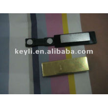 Magnetic name badge . According To Customers Design , Convenience To Use . Good Quality