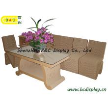 Muebles de cartón entero (B & C-F001)