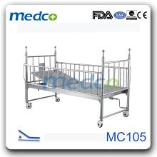 Deluxe hospital children bed with slide MC105