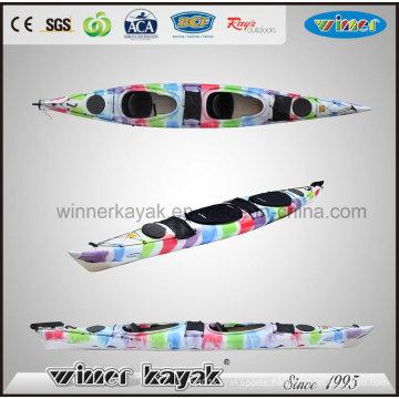 Classical Winner Plastic Ocean 2 Person Pedal Kayak