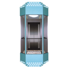 Observation Elevator / Sightseeing Lift China Supplier