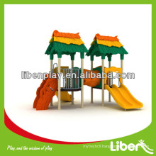 Used Kids Modular Slides, park playground equipment, outdoor play structure for garden amusement LE.LL.005