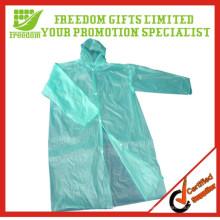 Promotional Logo Customized Colorful Wholesale Raincoats
