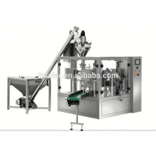 bird food fill and seal machine