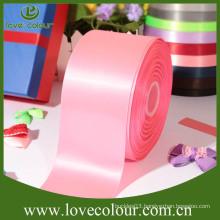 Custom Wedding Decorative Ribbon 100mm satin ribbon
