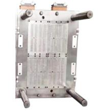 384 chamber flat emitter mold