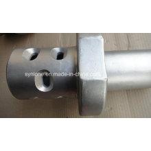 Montage de tuyauterie en acier inoxydable
